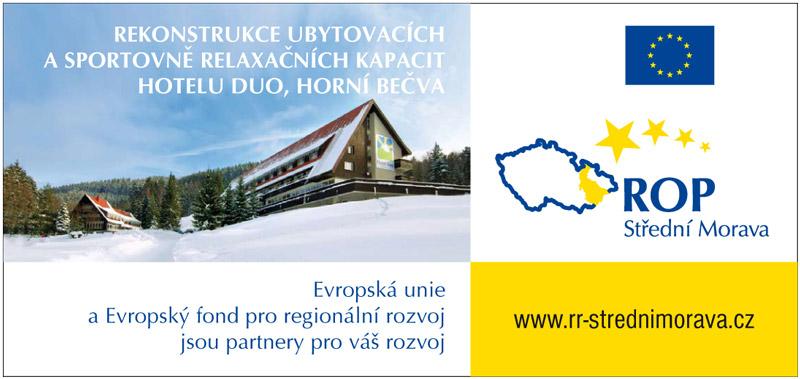 Hotel Duo | Beskydy, Horní Bečva