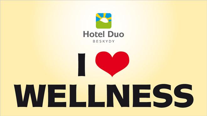 Miluji Wellness Hotelu Duo