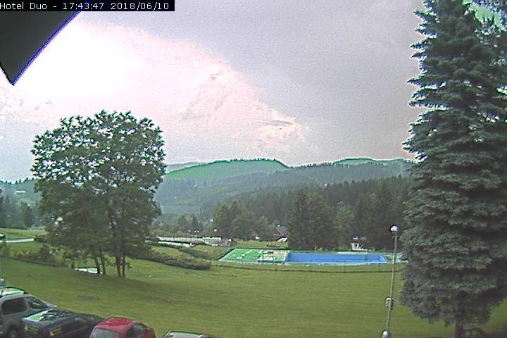 Webkamera Horní Bečva
