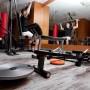 Posilovna a fittness na horách v Beskydech
