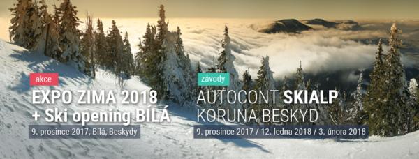 Zahájení lyžařské sezóny 2017/2018
