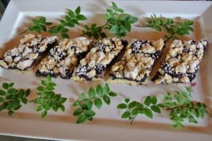 Jolančin Hafeřák – borůvkový koláč Hotelu Duo (mňammmm)