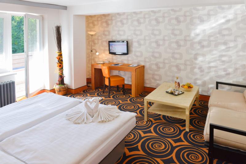 Hotel Duo - Pokoj Lux