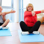 Senior cvičení