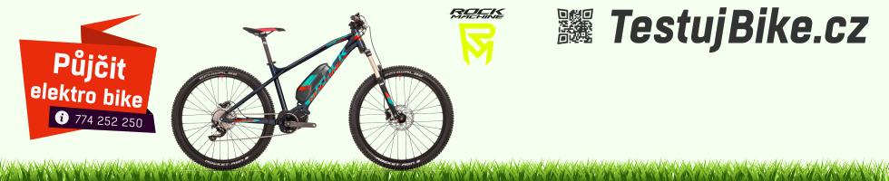 Vyzkoušejte elektro bike