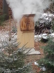 Uzák na kraji lesa, Hotel Duo, Beskydy