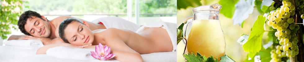 Vinobraní a wellness pobyt