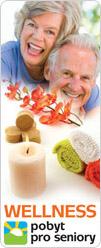 Wellness pobyt pro seniory