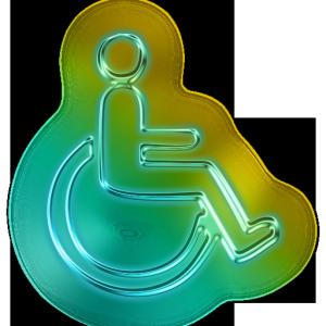 přístupné vozíčkářům a imobilním osobám