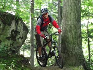 MTB cyklista