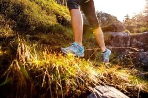 běh - trail