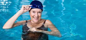 Bazén a wellness, senioři